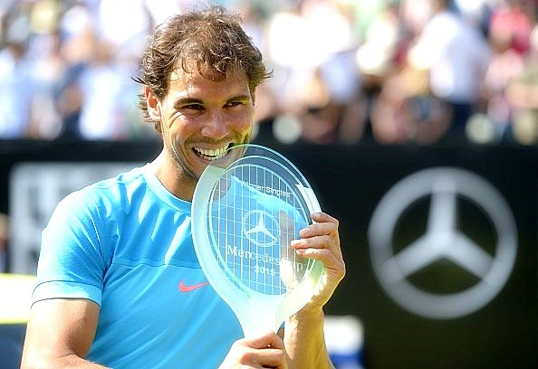 Rafa's winning - Happy Rafa